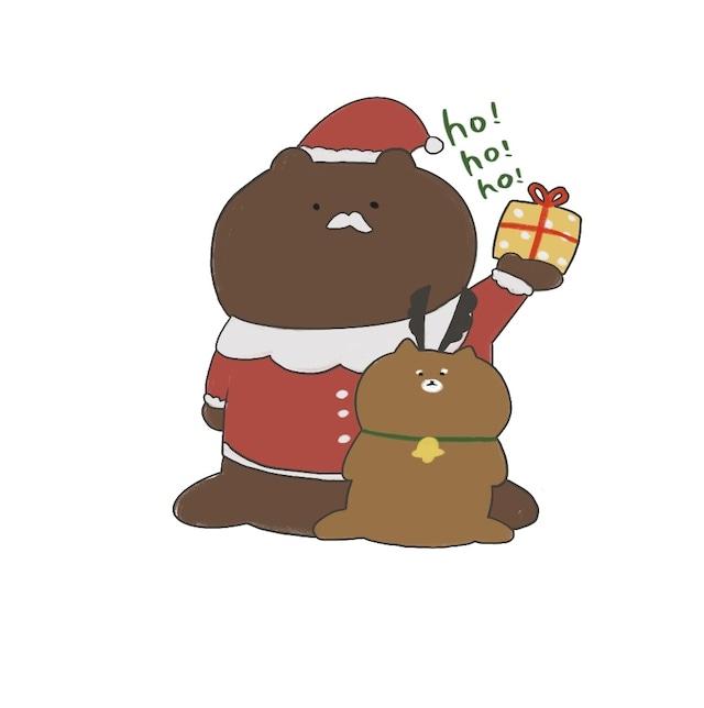 【10月25日までの注文分受付終了】クリスマスラッピング