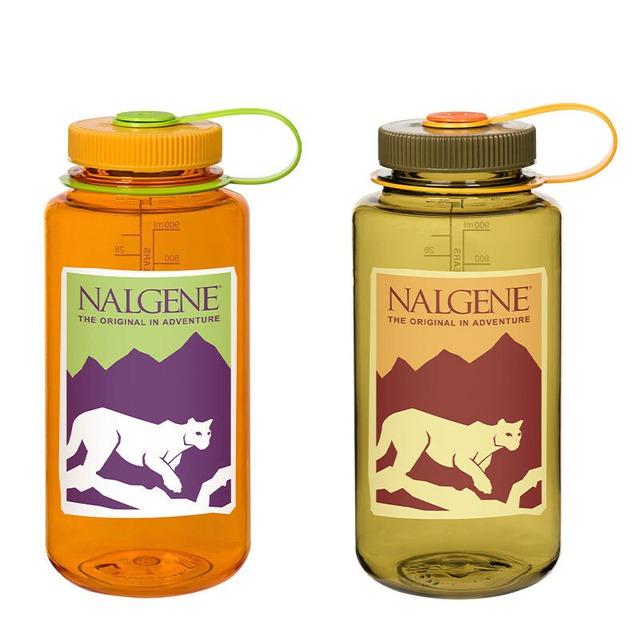 Nalgene 広口1.0L Tritan 70周年記念ボトル ナルゲン(数量限定)
