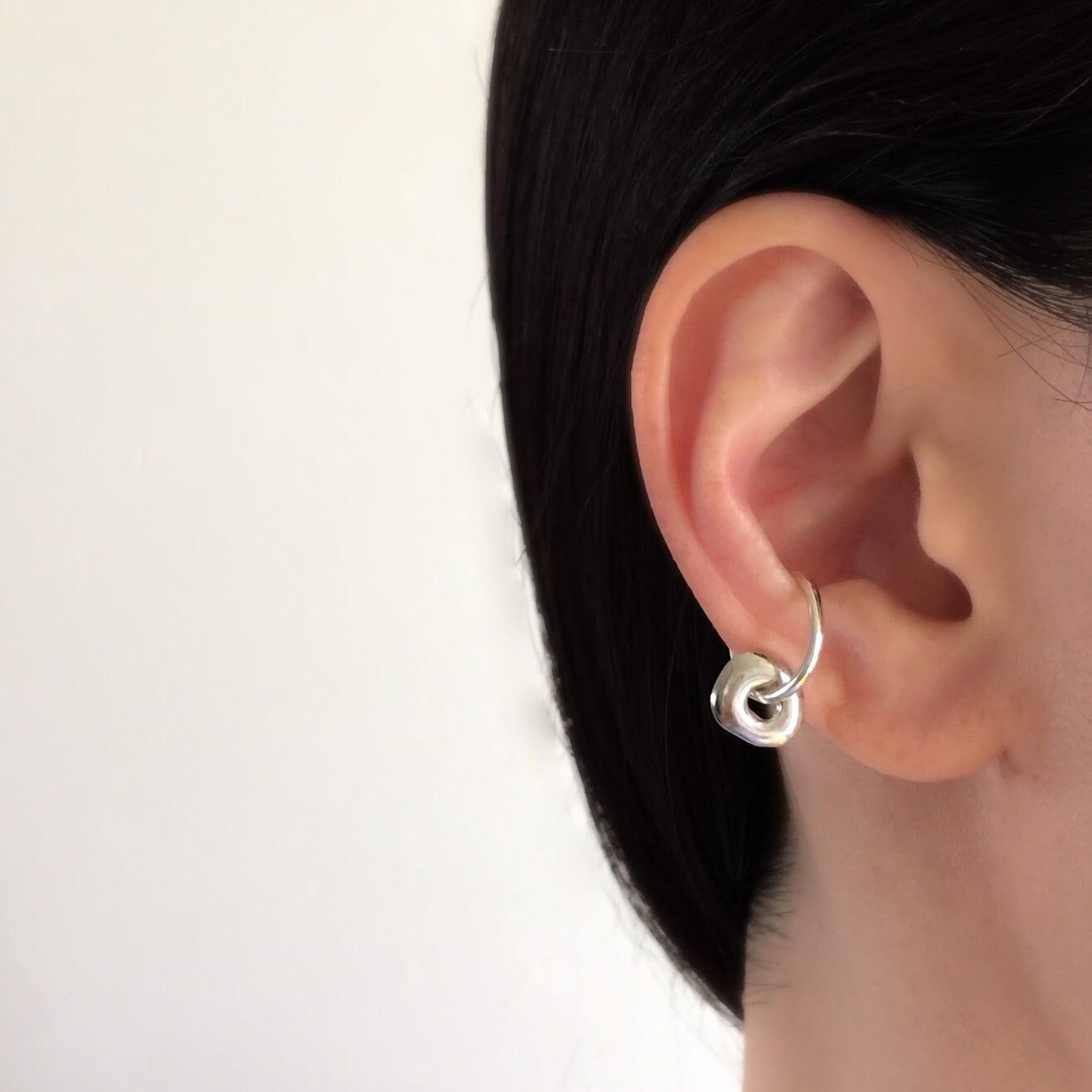 Ear cuff 'maru'