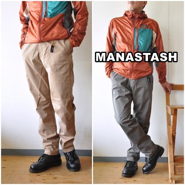 MANASTASH  マナスタッシュ クライミングパンツ 7196026 ストレッチ生地 アウトドア 山登りパンツ