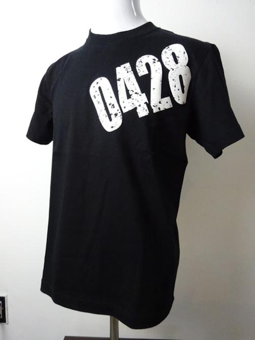 【Wild West Tokyo】0428 Tシャツ ブラック (5001-002-S00004)