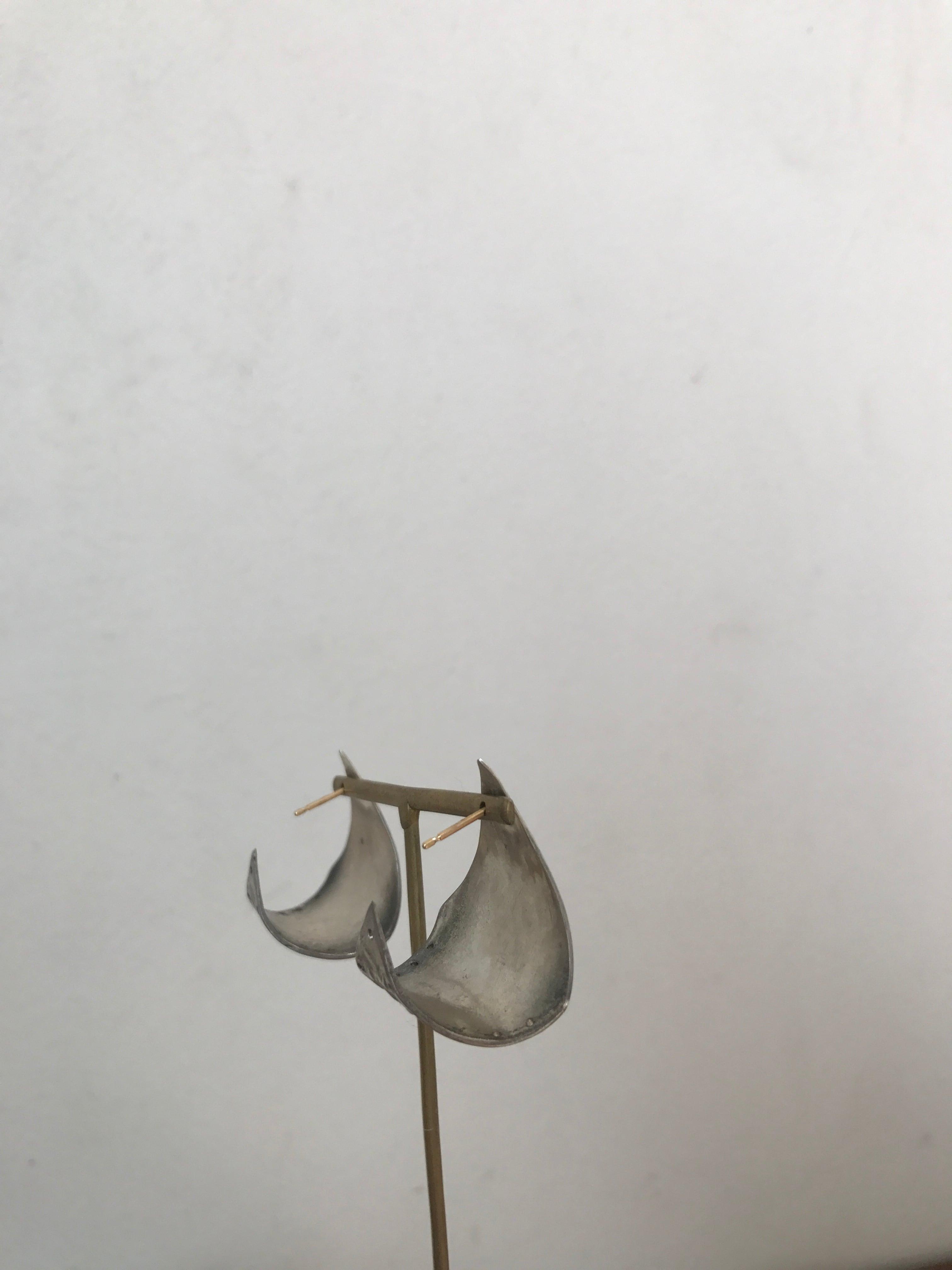 sv/k18Brooklyn_earring(hoop*style)オーダー