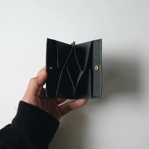 namecardcase - 2 - 名刺入れ - bk - nebbia