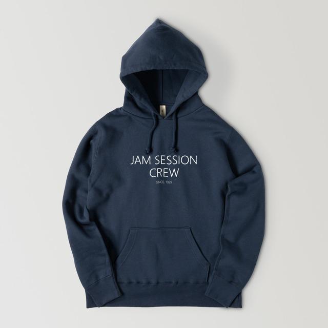 JAM SESSION CREW HOODIE (NAVY)