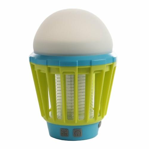 MOSKEE LANTERN モスキーランタン ブルー×グリーン(白色LED)