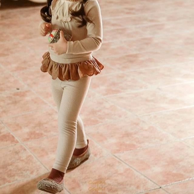 «予約» flo barbie leggins 3colors バービーレギンス