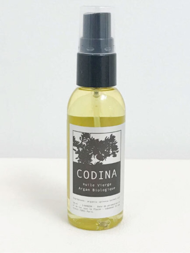 【CODINA】アルガンオイル 50ml
