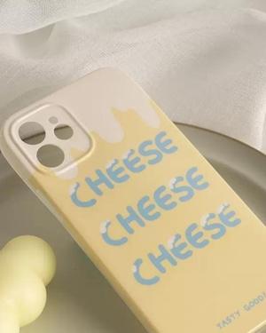 cheese design iPhone case
