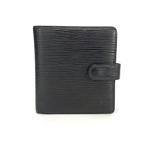 LOUIS VUITTON ルイヴィトン エピ 二つ折り 財布 ミニ財布 コンパクト財布 M63552 kezxyb