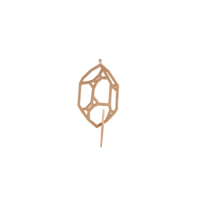 talkative/talkative mouth with diamond pierce