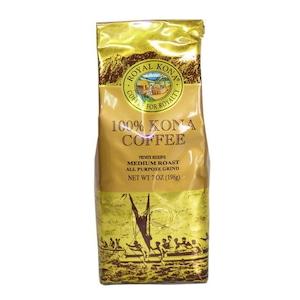 プライベート・リザーブ APG(挽き済みの粉) ロイヤルコナ(7oz 198g) 100%コナコーヒー(挽いた豆)