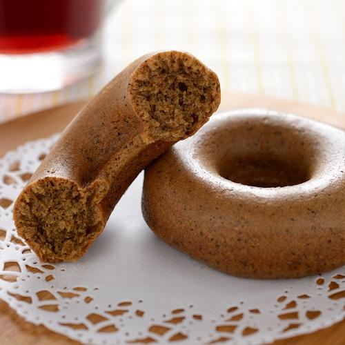 アールグレイ 米粉100%手焼きドーナツ グルテンフリー