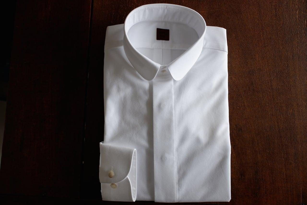 (受注生産-5week)オックスフォードシャツ