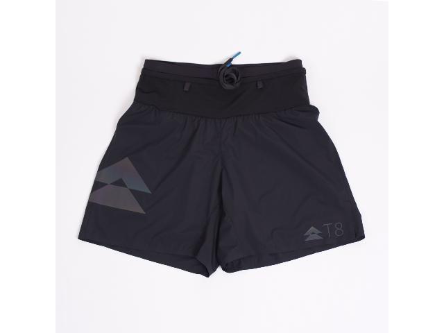 【T8】 Men's Sherpa Shorts V2(Black)