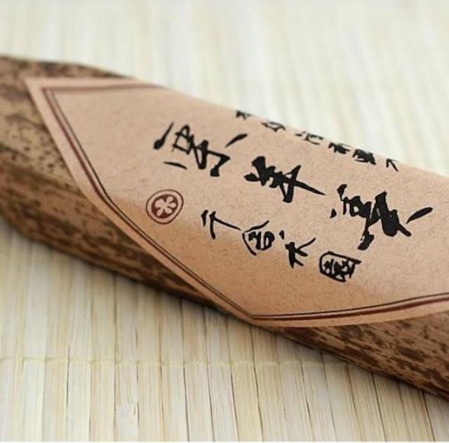 津和野風土菓子 ちしゃの木様│純栗羊羹