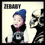 ZEBABY ROCK ME ALL NIGHT LONG ROMPERS(税込み)