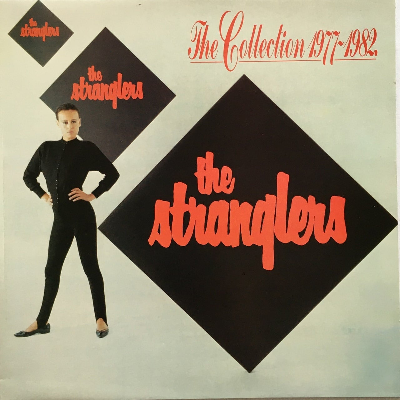 【LP・英盤】The Stranglers  /  The Collection 1977 - 1982