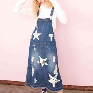 【即納品】ELF SACK ジャンパースカート デニム 日本未入荷 エルフサック Sサイズ