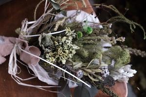 スワッグ -森の緑