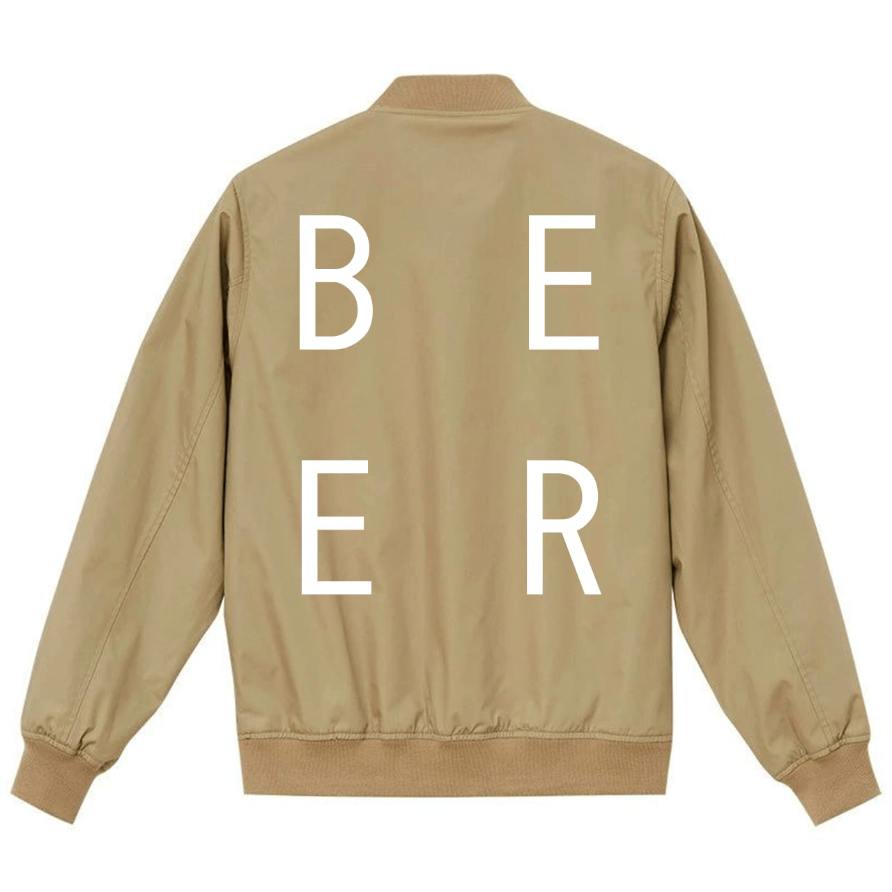 BEER スタジアムジャケット