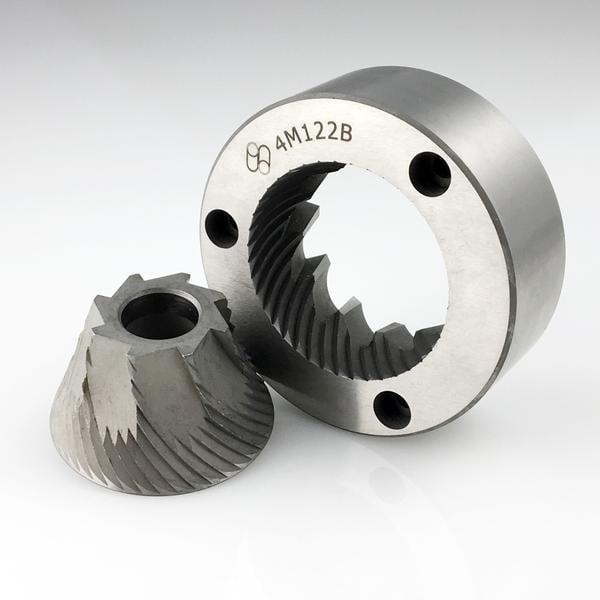 替刃●MACAP コニカル ø63mm OEM 臼刃