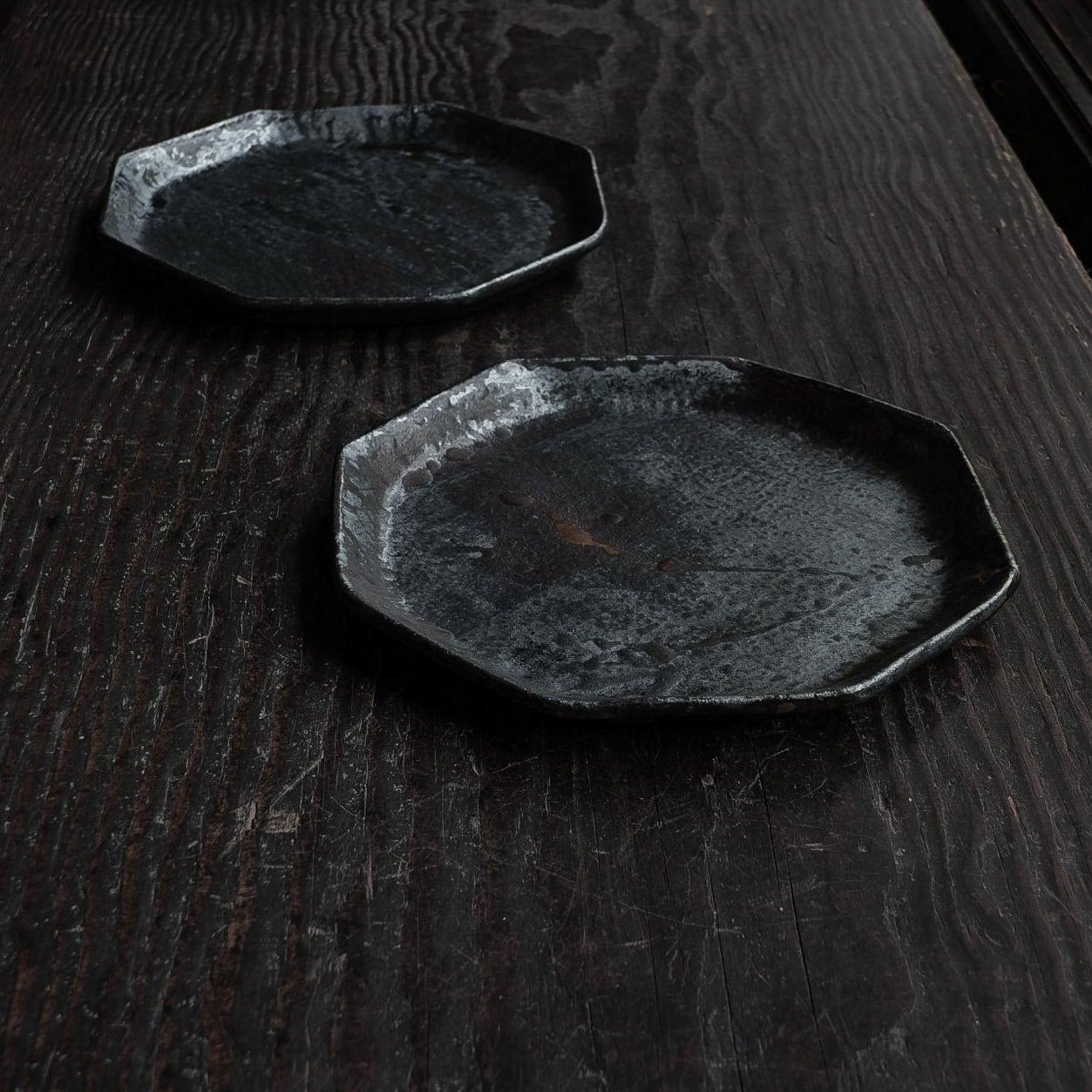 八角皿 hirasawa harumi