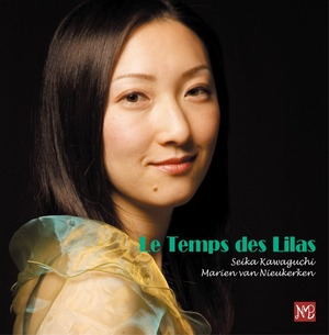 NMPR-1001 Le Temps des Lilas~リラの花咲くころ~(川口聖加、マーリン・ファン・ニューケルケン/木下牧子/CD)