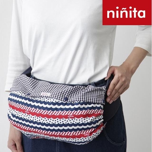 かさばる抱っこひもをスッキリ収納!【ninita】ニニータ ベビーキャリー収納カバー