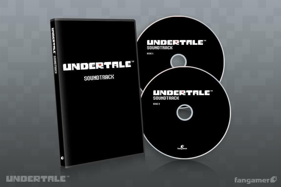 サウンドトラック (日本語版) / UNDERTALE ( アンダーテイル )
