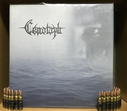"""CENOTAPH """"Riding Our Black Oceans LP"""""""