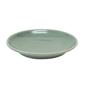 西海陶器 波佐見焼 「コモン」 プレート 皿 120mm グレー 17033