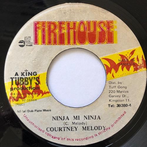 Courtney Melody - Ninja Mi Ninja【7-20601】