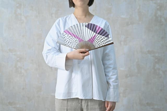 [Women's] UMO#3 藤 Fuji 扇子