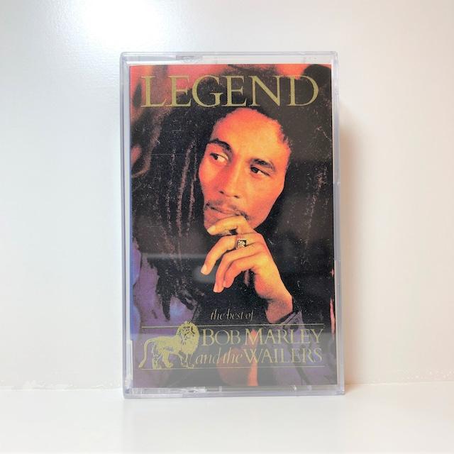 [中古カセット]  Bob Marley & The Wailers – Legend (The Best Of Bob Marley And The Wailers)