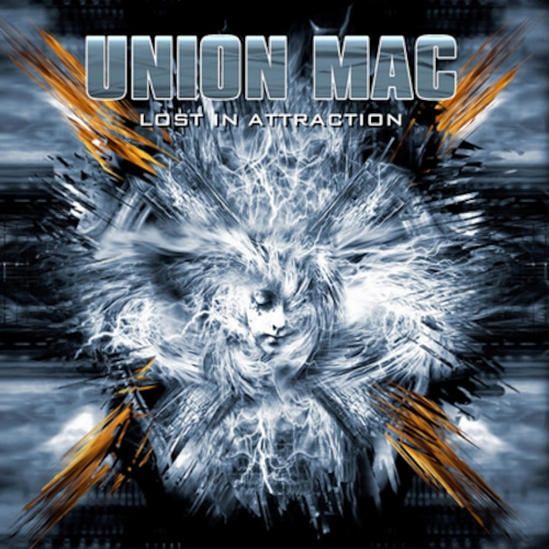"""UNION MAC """"Lost In Attraction""""日本盤"""