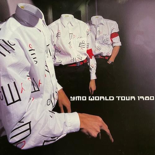 【LPx3・国内盤】Yellow Magic Orchestra / ワールド・ツアー1980(YMO World Tour 1980)