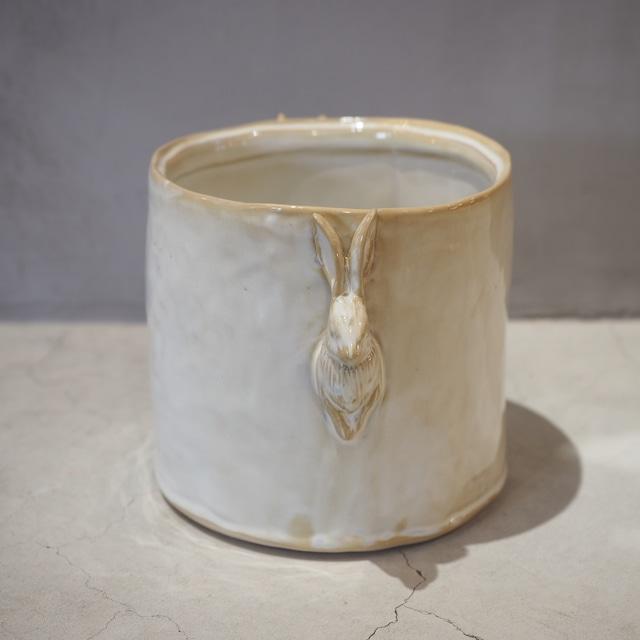 Rabbit Trophy Tin