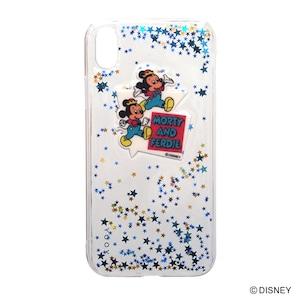 DISNEY / GLITTER iPhone CASE XR YY-D060 MF