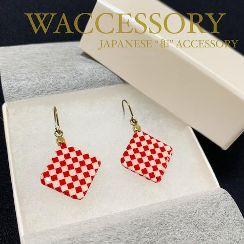 WACCESSORY『継』_ピアス/イヤリング