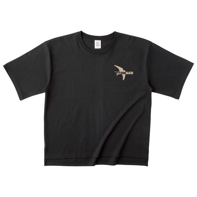 JWC-オープンエンド-ビッグTシャツ