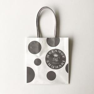 MELANGE De SHUHARIオリジナル紙袋