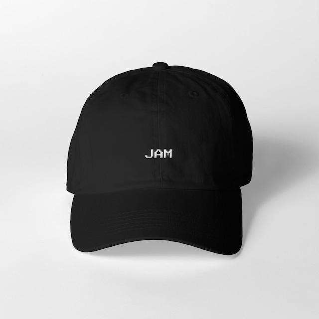 JAM LOGO CAP (BLACK)