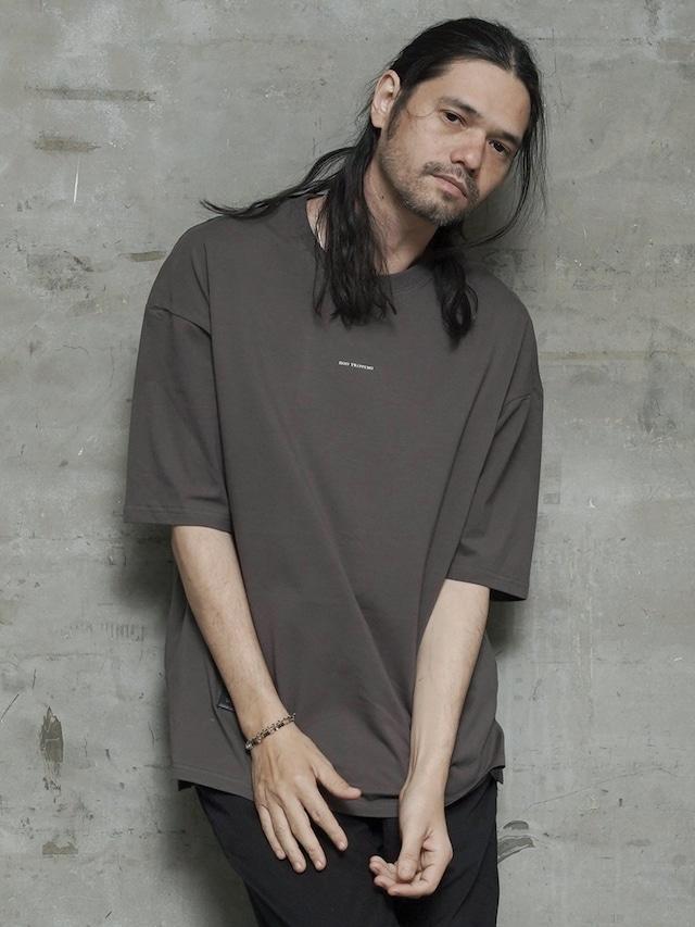 EGO TRIPPING (エゴトリッピング) REFLECTOR TEE リフレクターTシャツ / CHARCOAL 663908-04