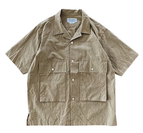 ENDS and MEANS/Corfu Shirts S/S