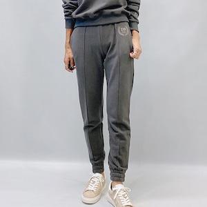 DOUBLE STANDARD CLOTHING(ダブルスタンダードクロージング) ESSENTIAL/スウェード裏毛パンツ 2021秋冬物新作  [送料無料]