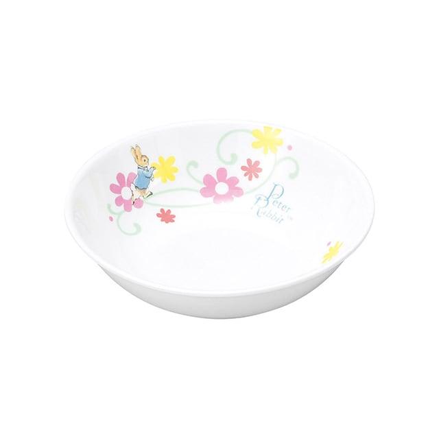 ピーターラビット 強化磁器 12.5cm 深小皿 フルール【1159-7130】