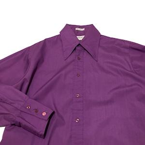 80's Continental ドレスシャツ