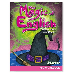 【The Magic of English】Starter ♪音声QR付
