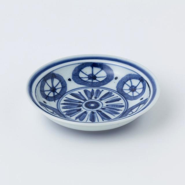 フルーツ皿(新丸紋)
