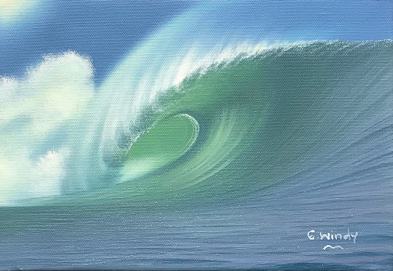Dreamland Wave Art SM